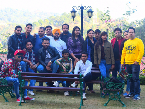 Office trip to Kasauli