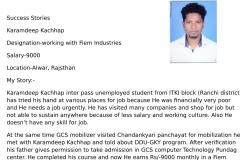 Karamdeep Kachhap